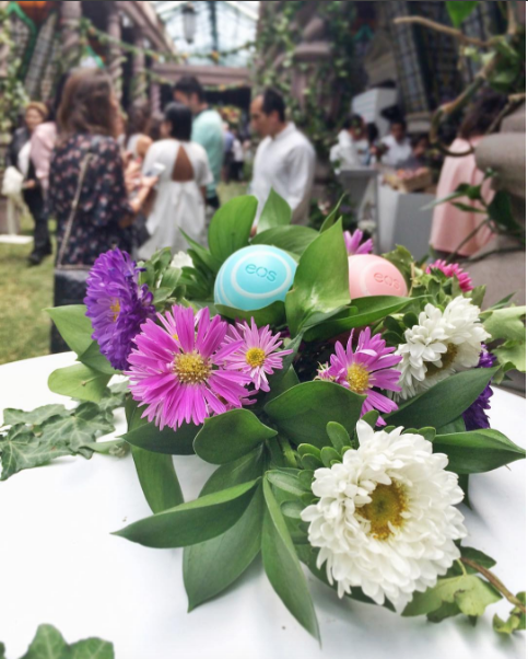foto Instagram evento eos en México #eosMx
